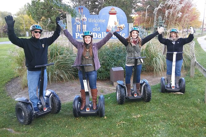 Winter Port Dalhousie Segway Tours 1h