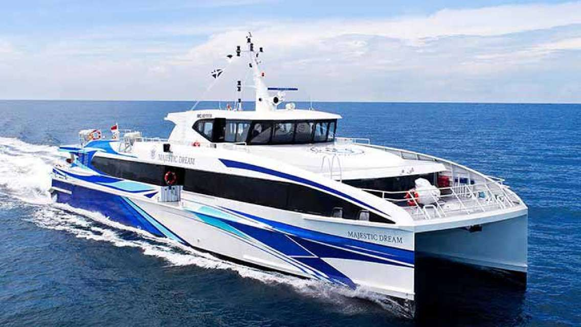 Majestic Fast Singapore-Batam Round-Trip Ferry Ticket