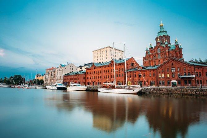 Half-Day Helsinki City Sightseeing Tour by Minivan