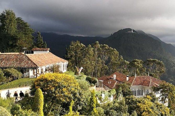 Private City Tour in Bogotá
