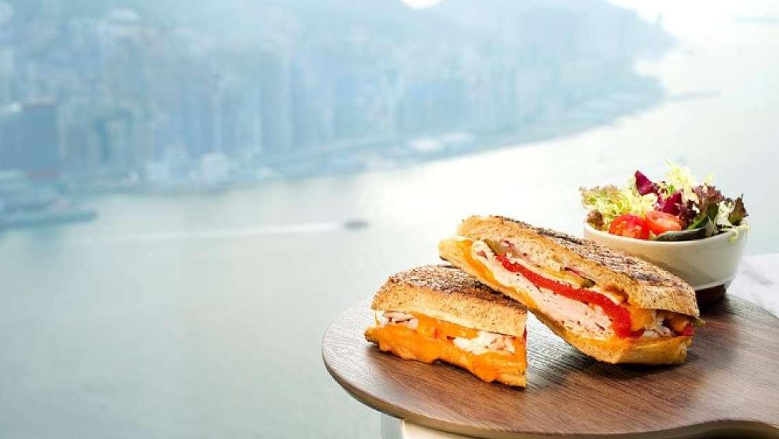 sky100 Dining Package [FCA-DP_1] at Café 100 by The Ritz-Carlton, Hong Kong