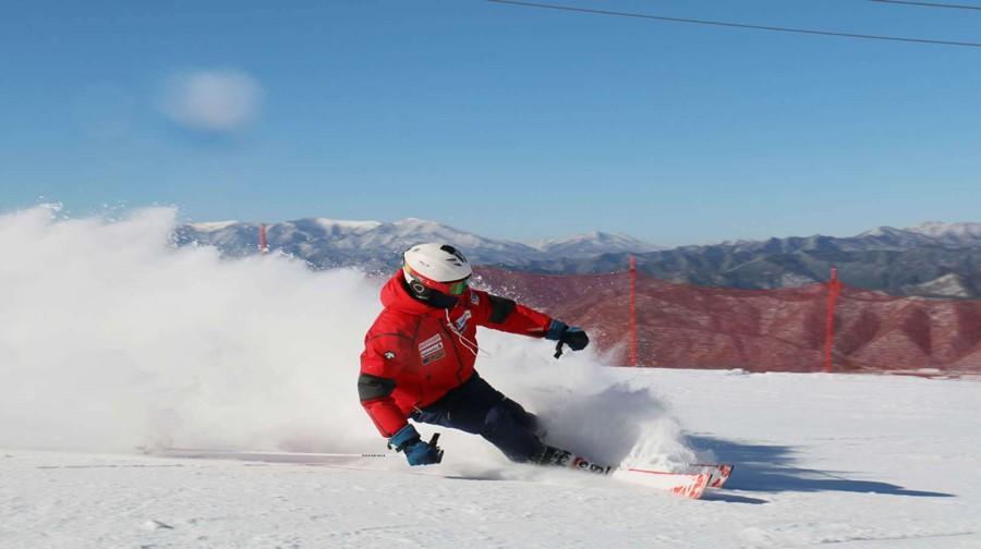 鰲山滑雪場