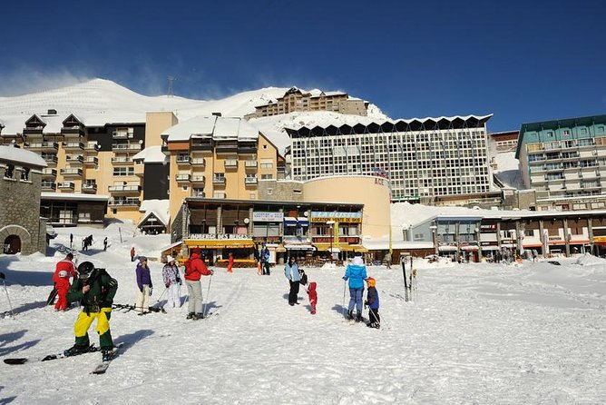 VTC transfer from Toulouse to the Great Ski Resorts of Hautes-Pyrénées