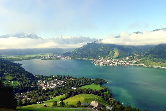 Zell am See Alpine Village Private Day Trip from Salzburg
