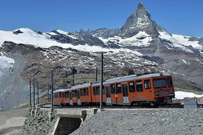 Zermatt Village Matterhorn Area plus Mt. Gornergrat Private Tour from Basel