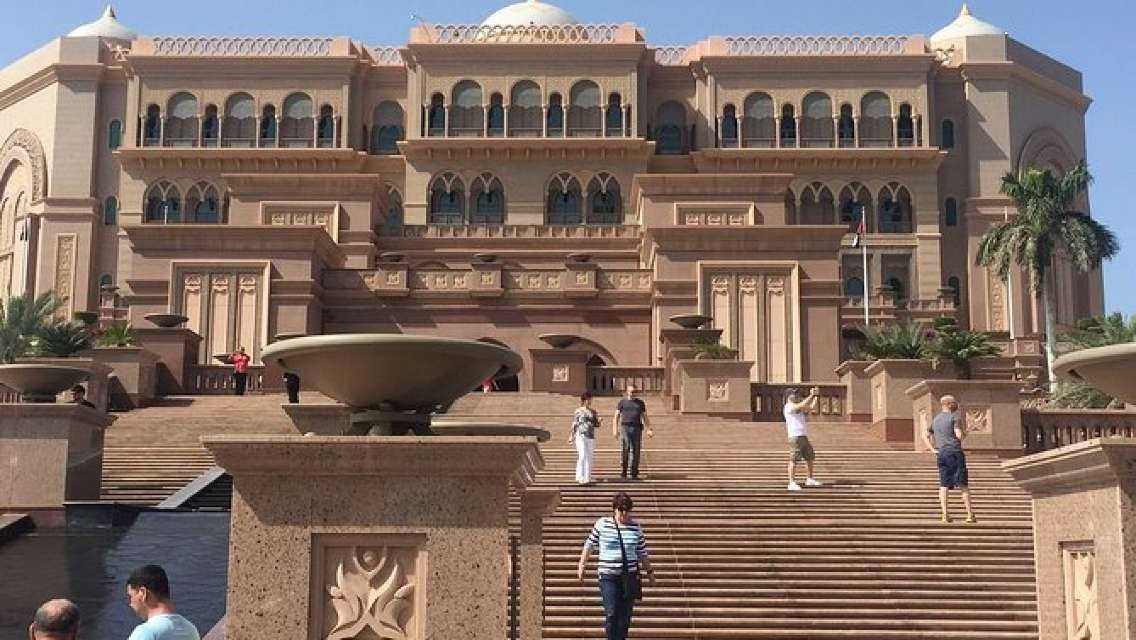 Abu Dhabi Day Tour from Dubai