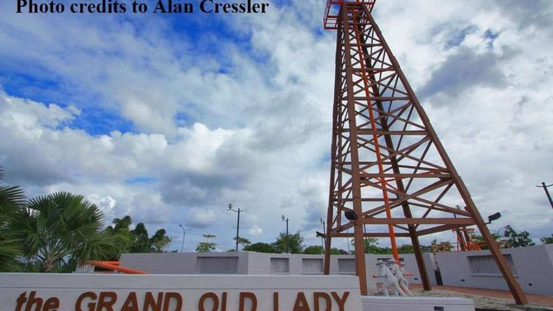 Crossed Border Excursion Ex Brunei : Miri City Self or Guided Excursion