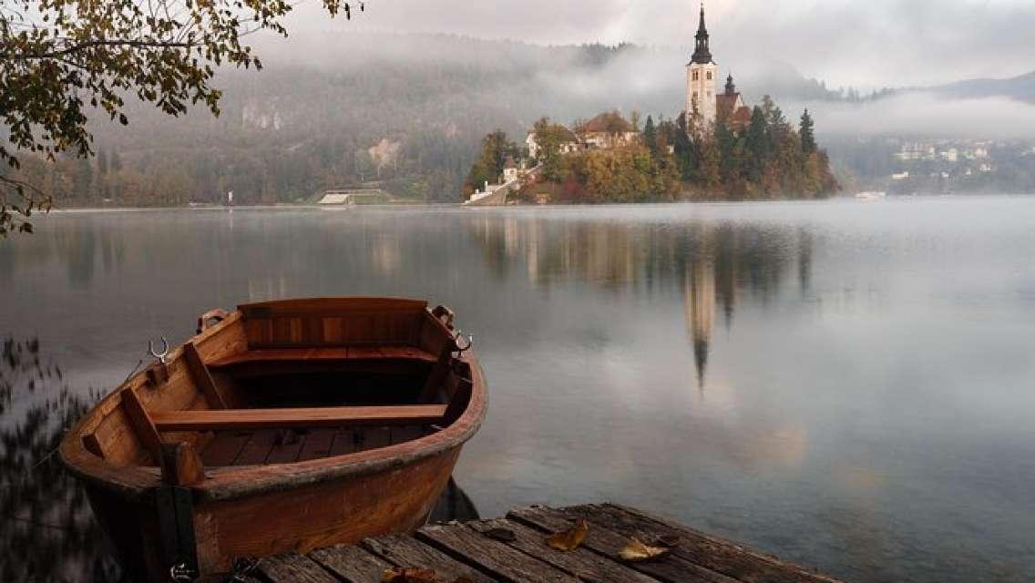 The Best of Slovenia, Bled lake, Postojna cave and Ljubljana