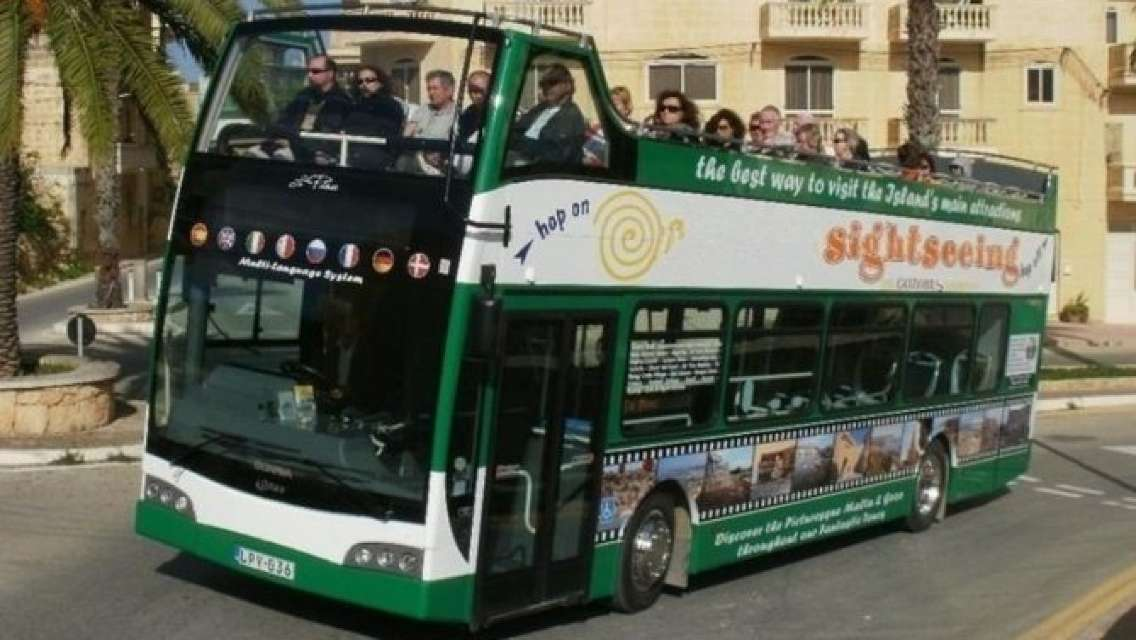 Gozo Sightseeing Hop-On Hop-Off Tour