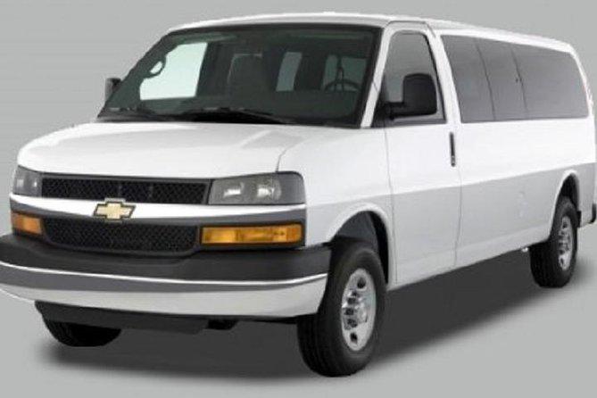 Kicking Horse to Calgary - Van Service
