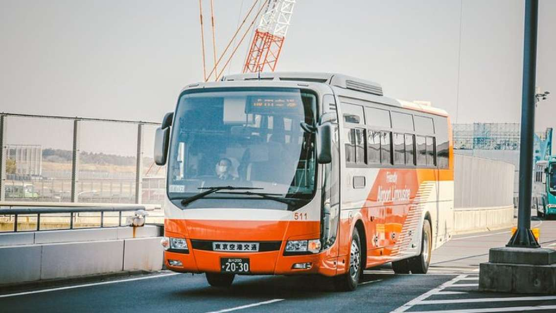 Airport Limousine Bus Transfers from/to Narita and Haneda International Airport