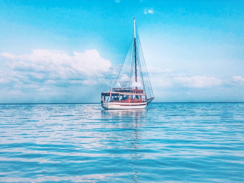 浮羅交怡包船遊艇帆船一日遊(連餐食+跳水多家船型可選/夕陽落日遊)
