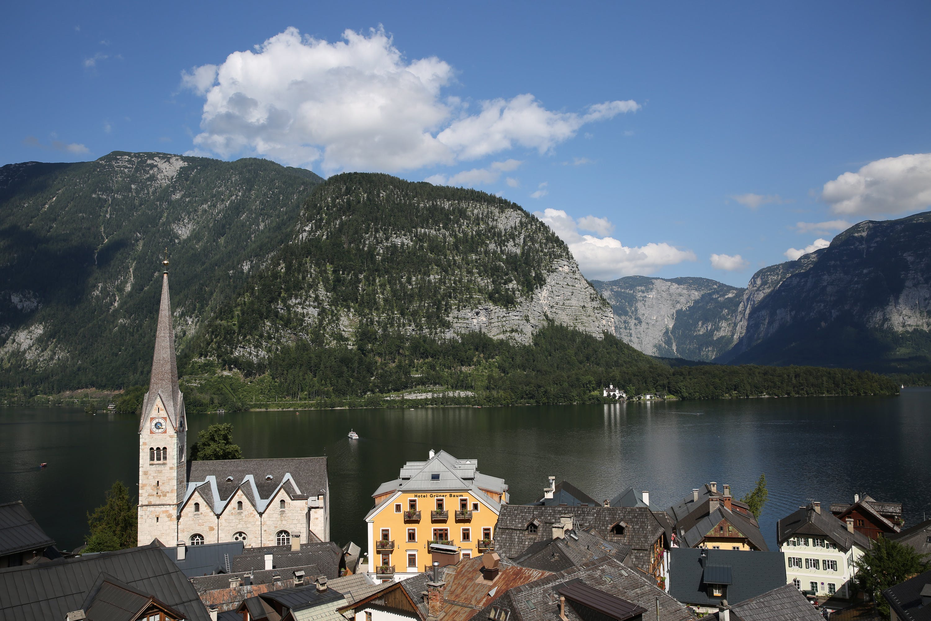 Hallstatt half-day trip from Salzburg
