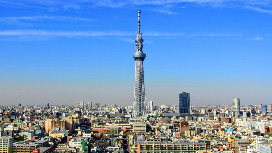 TOKYO SKYTREE, Imperial and Asakusa Afternoon Tour