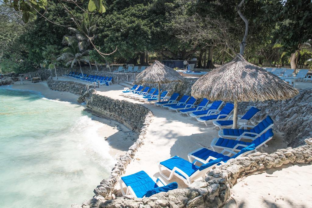 Majagua Island Day Trip from Cartagena