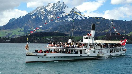 Mt Pilatus Self-Guided Tour and Lake Lucerne Cruise from Lucerne