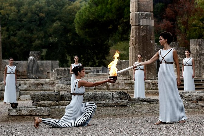 Ancient Olympia Excursion The birthplace of Olympic Games
