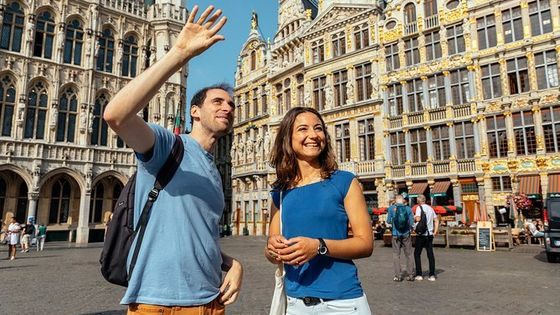 Private City Kickstart Tour: Brussels
