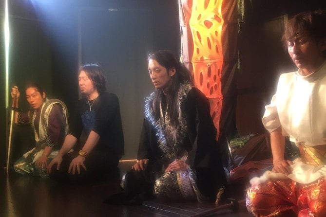 カブキカフェ ナゴヤ座でのモダン「カブキ」ショー