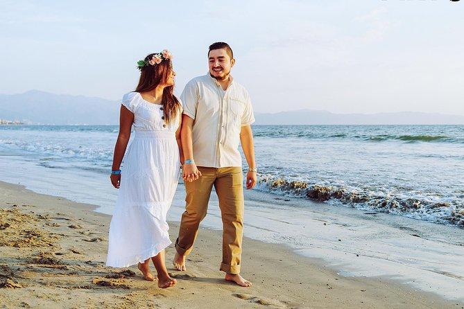 Honeymoon Photo Session in Vallarta