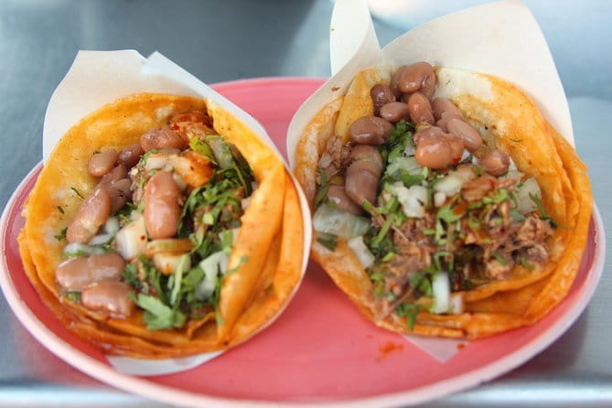 Taco Tuesday hop in Tijuana from San Diego