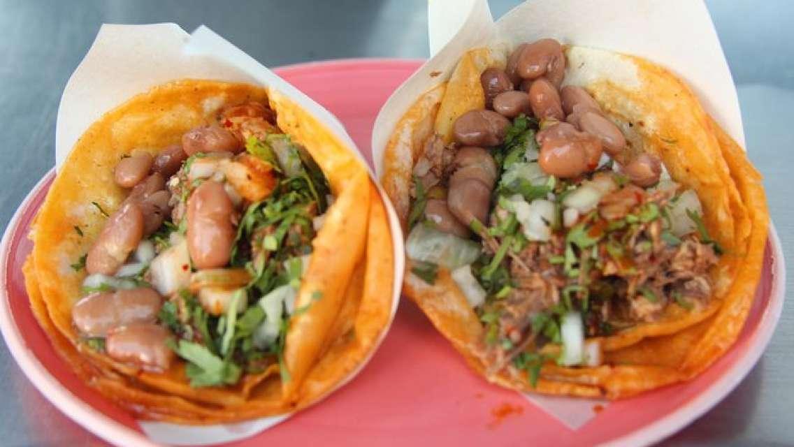 Taco Tuesday hop in Tijuana from San Diego