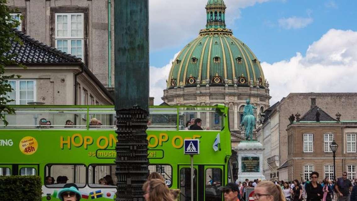 Copenhagen Hop On - Hop Off All Lines Tour