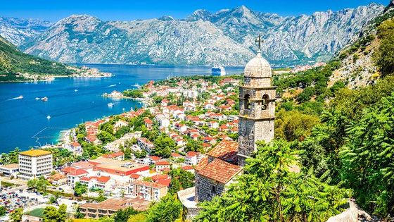 Montenegro Full-Day Trip from Dubrovnik