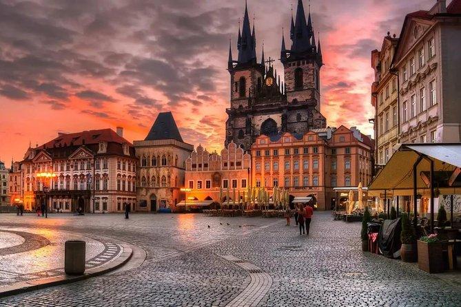 Amateur Tour Prague