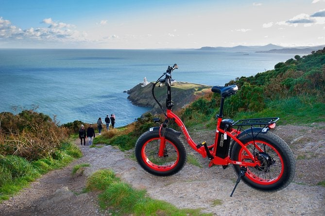 Small-Group E-Bike Tour in Howth