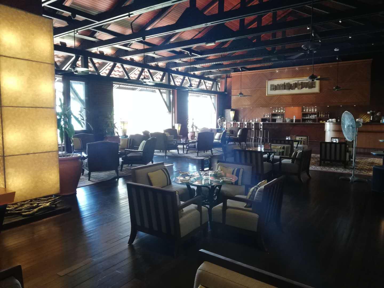 香格里拉自助餐下午茶 風下之鄉沙巴亞庇kk絕美日落吧 sunset bar