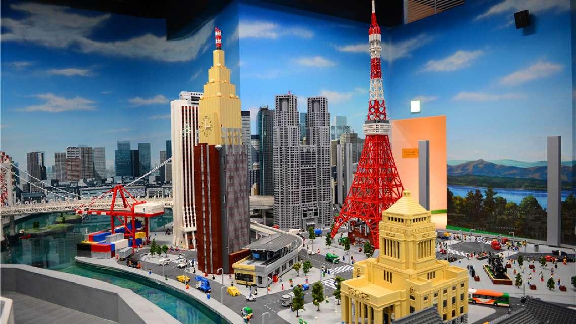 東京樂高探索中心門票