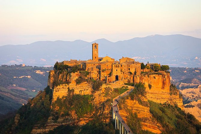 Orvieto Civita di Bagnoregio Pitigliano -Little Jerusalem- PRIVATE TOUR from Florence