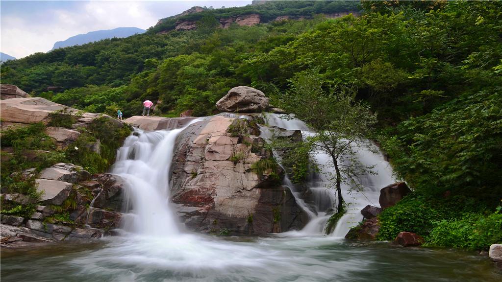 Tianping Mountain ScenicAarea