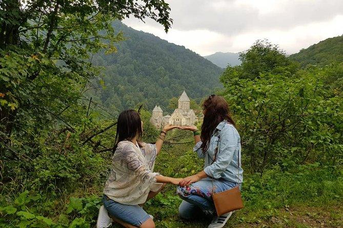 Dilijan (Haghartsin Monastery),Lake Sevan,Tsakhkadzor(ski resort)