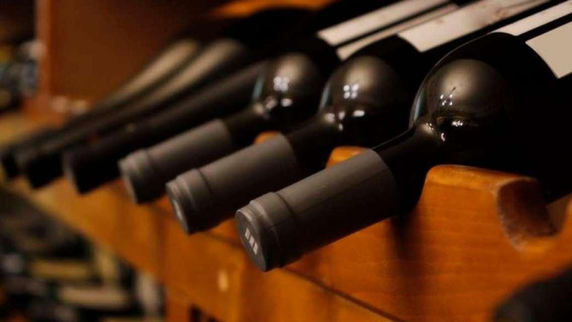 Winter ski tour: Wine tasting tour in Rhine region