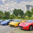 Supercars Singapore Explorer Tour