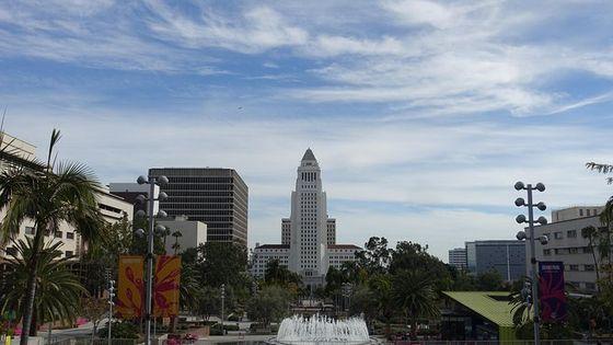 Los Angeles Beginnings Walking Tour