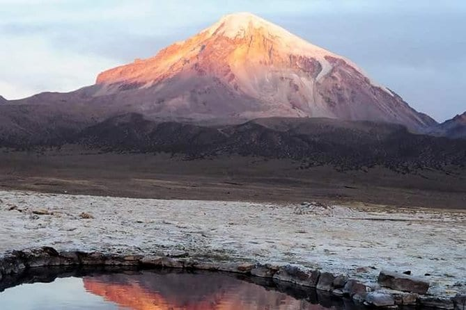 2 Days: Private Tour to Parque Nacional Sajama from La Paz