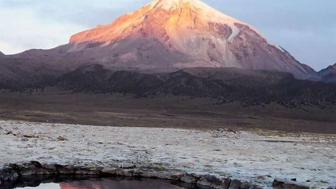 2 Days: Private Tour to Parque Nacional Sajama from La Paz