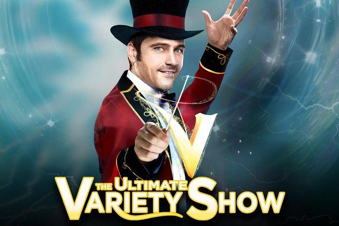 プラネットハリウッド リゾート&カジノで観る究極のバラエティー・ショー「V」