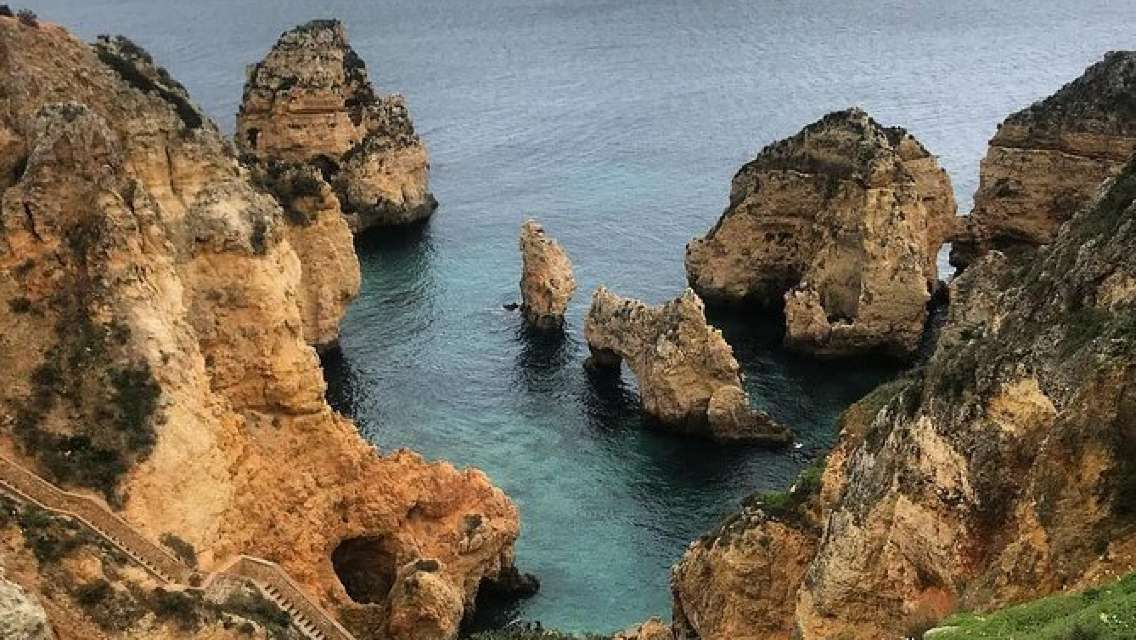 Hike The Historic Clifftops Of Lagos