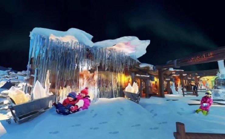 北極小鎮冰雪樂園門票