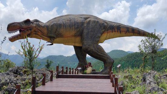 八台山恐龍世界