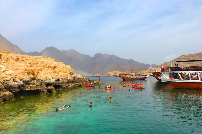 Half Day Dhow cruise to Telegraph Island (Shore excursions)