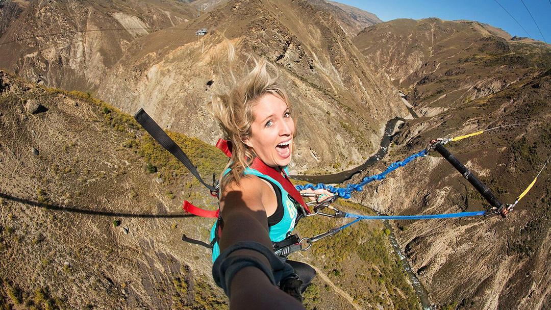 新西蘭皇后鎮內維斯峽谷高空鞦韆 Nevis Swing(含接送+雙人/單人可選+多時段可選)