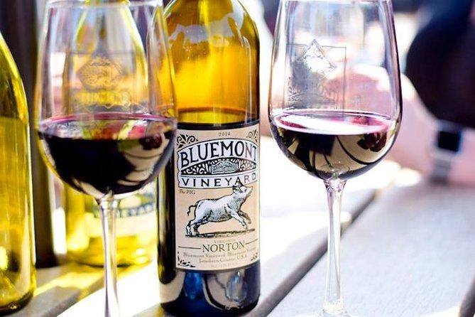 NOVA Private Custom Wine Tours & Tasting from DMV