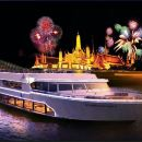 White Orchid River By Night Dinner Cruise