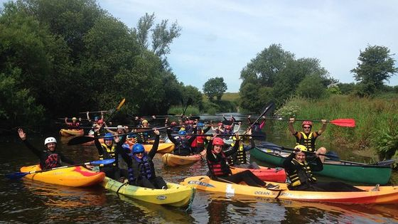 Kayaking & Canoeing in Limerick City
