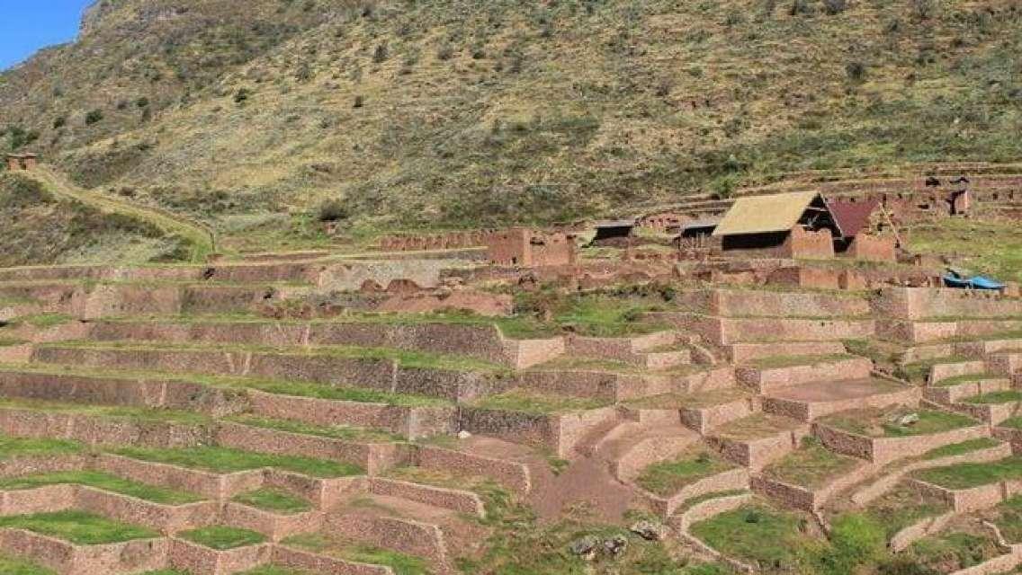 Full Day Hike the Inca Trail to Huchuy Qosqo